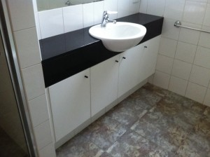 Bathroom Joinery - AFTER